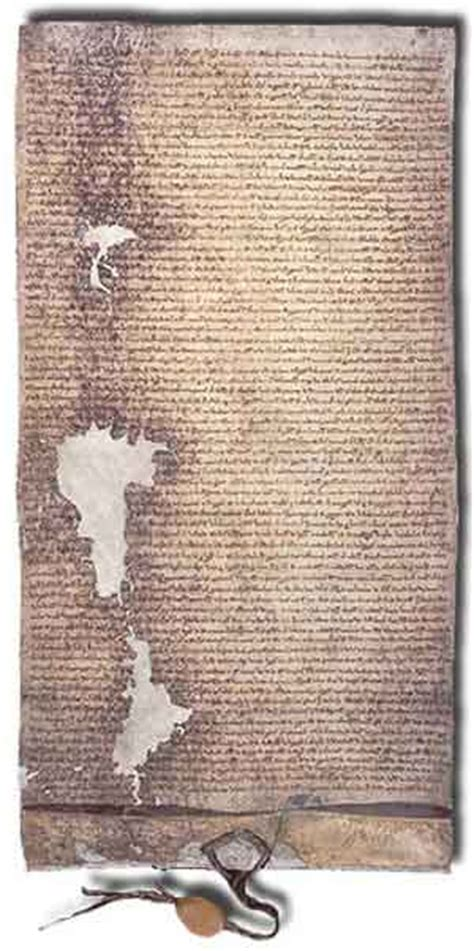 Sandwich Kent Magna Carta and Charter of The Forest