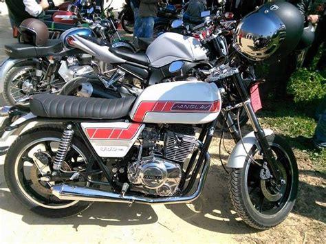 Sanglas 400 Cafe Racer – Idea de imagen de motocicleta