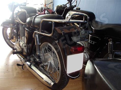 Sanglas 400 moto clásica de ocasión en Madrid   Autos Selectos