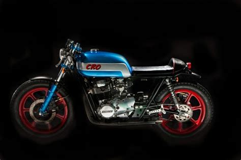 Sanglas Cafe Racer by CRO  Spain  #motorcycles #caferacer ...