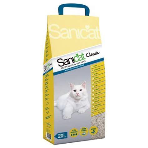 Sanicat Classic arena absorbente para gatos