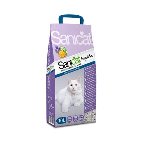 Sanicat Super plus sepiolita arena para gatos aromatizada ...