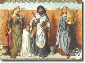 Santa Cecilia y Sevilla