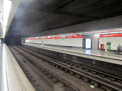 Santa Coloma (Barcelona Metro) - Wikipedia