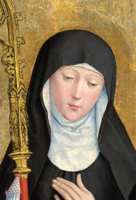 Santa Escolástica, Virgen (10 de febrero)