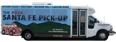 Santa Fe Pickup Shuttle | City of Santa Fe, New Mexico