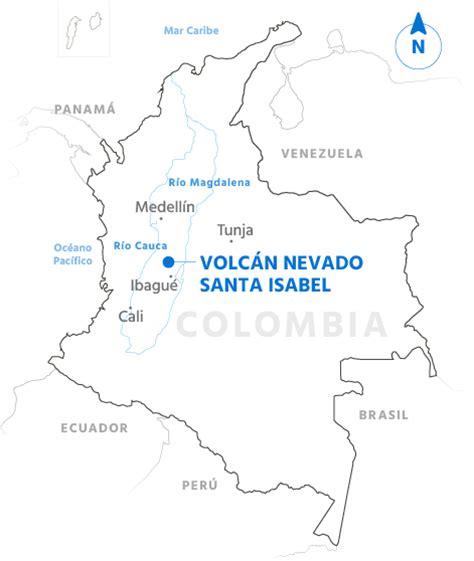 Santa Isabel: la muerte de los nevados en Colombia