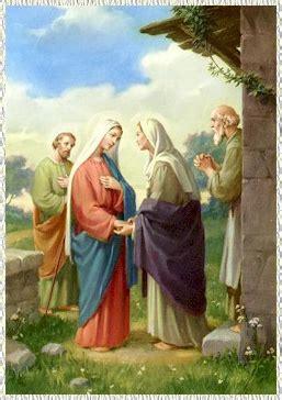 Santa Isabel, Madre de Juan el Bautista – Prima de la ...