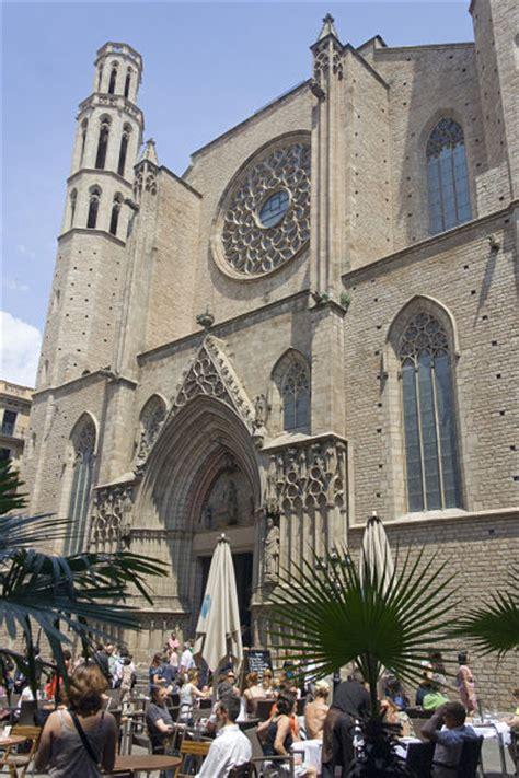 Santa María del Mar, la Catedral del Mar de Barcelona