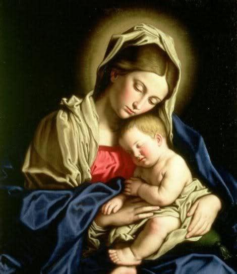 Santa María Madre de Jesús – 1 de Enero   El pan de los pobres