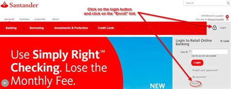 Santander Bank Online Banking Login   CC Bank