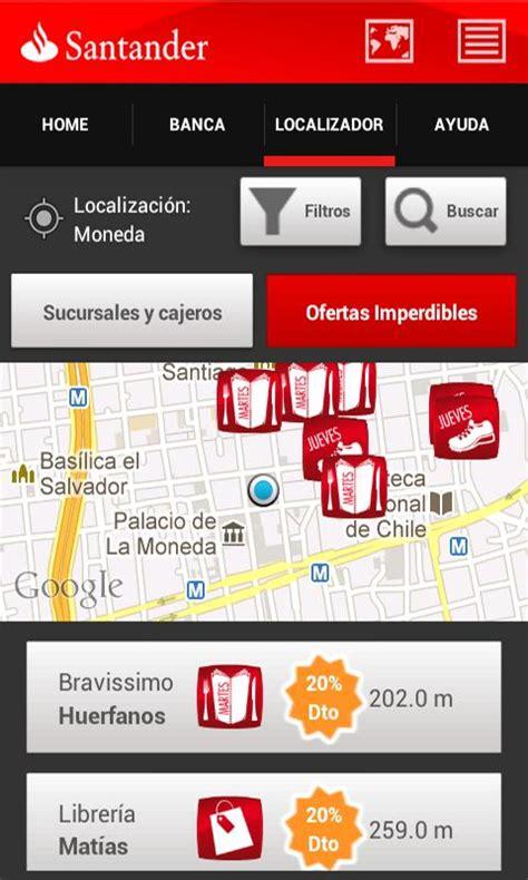 Santander Chile | 1mobile.com
