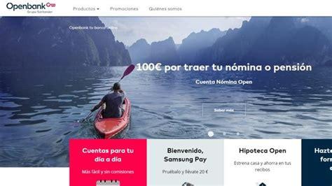 Santander lanzará Openbank en Reino Unido, Estados Unidos ...