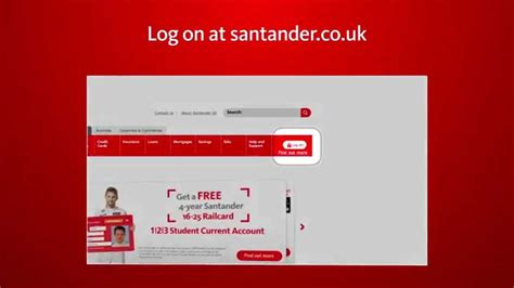 Santander Online Banking   How To Log On   YouTube