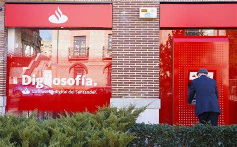 Santander provisiona 248 millones para el ERE por Popular