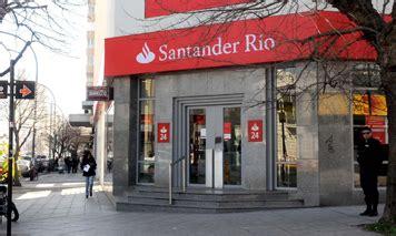 Santander rio bank online