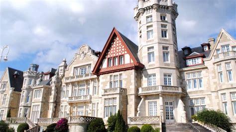 Santander, Spain: Palacio de la Magdalena - YouTube