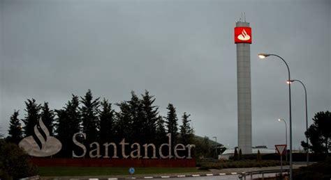 Santander suprimirá además 460 empleos en su centro ...