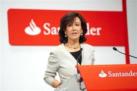 Santander ultima una ampliación de capital de 5.000 ...