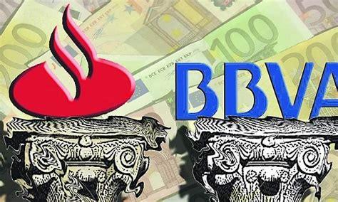 Santander y BBVA: cuatro grandes diferencias que marcan su ...