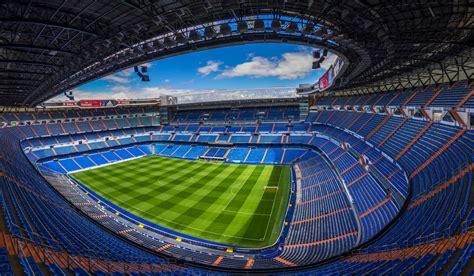 Santiago Bernabeu (Real Madrid Futbol Club Stadium ...