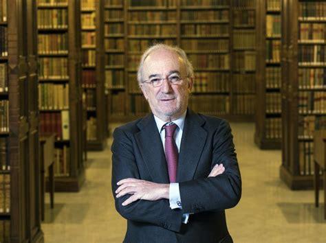 Santiago Muñoz Machado, nuevo director de la RAE: