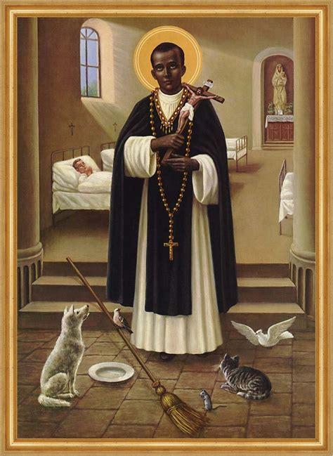 Santo hermano Martin de Porres dominicos perú lima St. LW ...