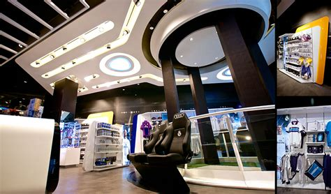 sanzpont [arquitectura] - Real Madrid Official Store, Gran ...