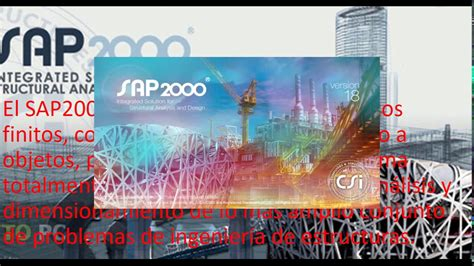 Sap2000 | Descargar Instalacion Gratis Ultima Version ...