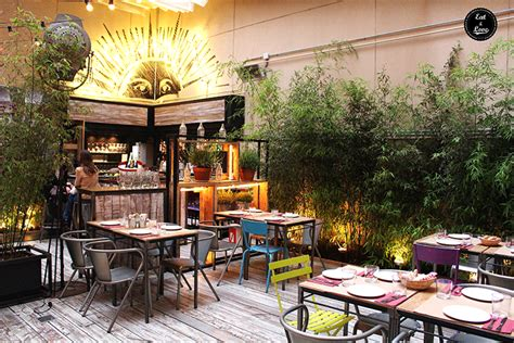 Saporem: Oasis en el barrio de las Letras   eat&love Madrid