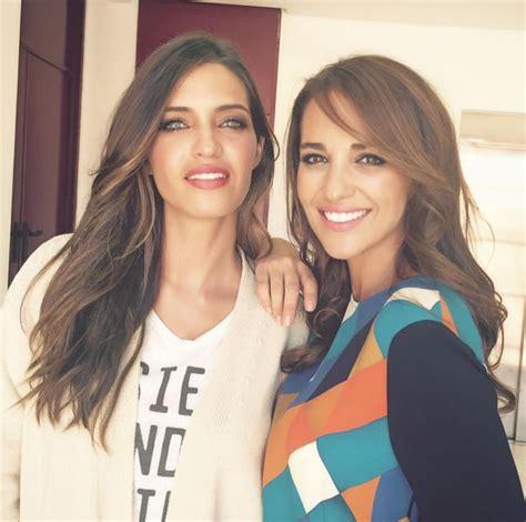 Sara Carbonero y Paula Echevarría, dos it girls que son ...
