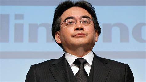 Satoru Iwata assumirá cargo de CEO da Nintendo of America ...