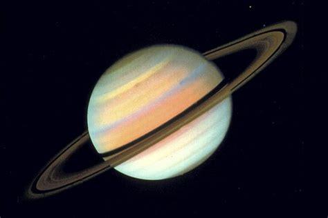 Saturn planet rings | The Old Farmer's Almanac