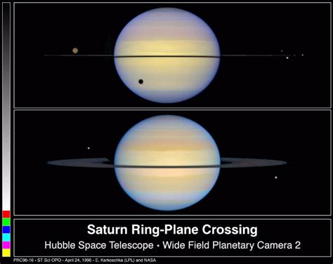 Saturn Rings Close Up Hubble - Pics about space