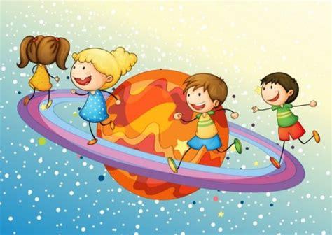 Saturno para niños - Planeta Saturno