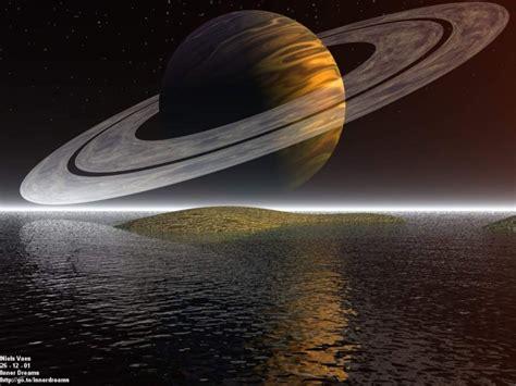 Saturno Planeta - Taringa!