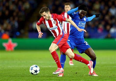 Saúl anotó el gol 100 del Atlético de Madrid en Liga de ...