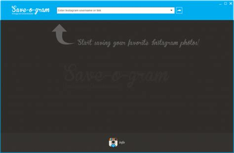 Save-o-gram: Download Instagram Photos And Videos To Your PC