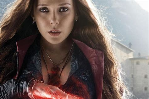 'Avengers 2' Spoilers: 7 Things To Know About Scarlet ...