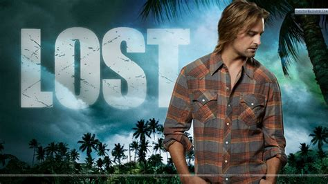 Sawyer – Lost TV Series Character Wallpaper