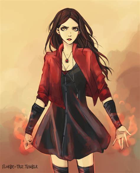 Scarlet Witch Appreciation - Page 321