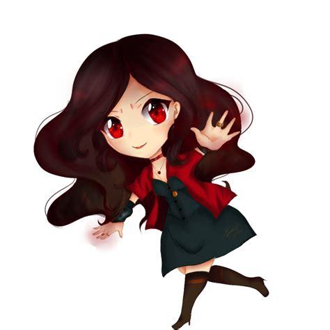 Scarlet Witch Chibi by Kunomi-Chan on DeviantArt
