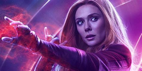 Scarlet Witch Headlines Another Wave Of Infinity War ...