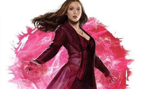 'Scarlet Witch' Is Front And Center In Latest 'Captain ...