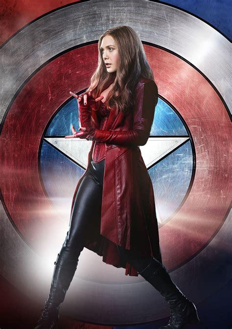 Scarlet Witch | Marvel Cinematic Universe Wiki | FANDOM ...
