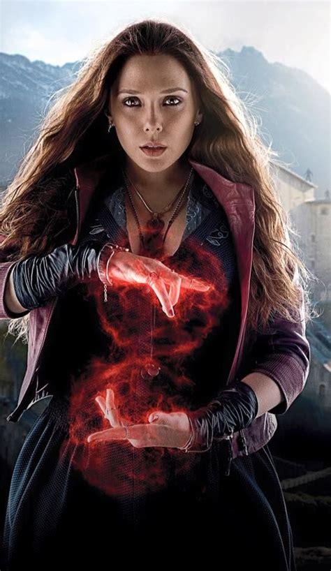 Scarlet Witch | Marvel Comics | Pinterest | Bruja ...