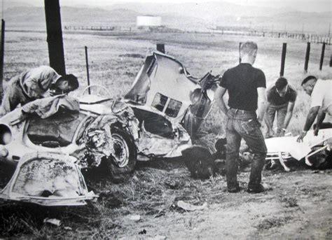 Scenic Photos: James Dean Death Scene Photos