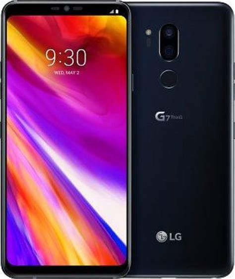 Scheda Tecnica LG G7 ThinQ   Hardware Upgrade