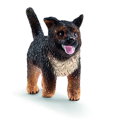 Schleich 16832 Schleich German Shepherd, Puppy Toy Figure ...
