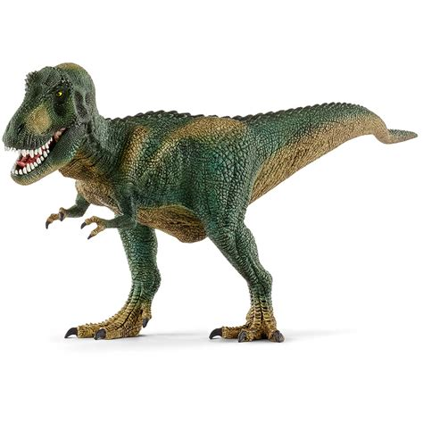Schleich Conquering the Earth T. rex dinosaur model
